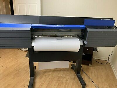 Roland Sg300 Sg Truevis Printer Cutter Wide Format Low Hours Sp Vs 540 Xr 300