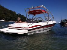 MAXUM BOWRIDER NEW 2006, Mercruiser 220hp V6 MPI Frenchs Forest Warringah Area Preview