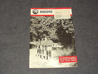 Hiking Merit Badge Book 1995 Printing