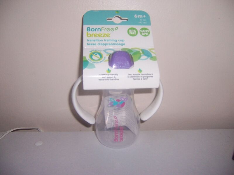 Born Free Breeze transition training cup new