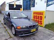 2001 BMW 325i Sedan 1 Year Roadside Assist Woy Woy Gosford Area Preview