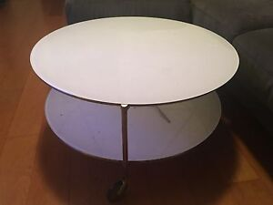 Round Glass Coffee Table Neutral Bay North Sydney Area Preview
