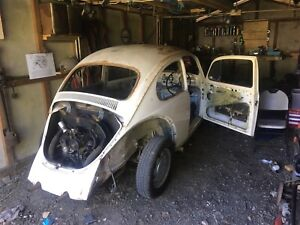 Wanted: Wanted: early vw beetle parts