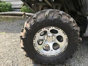 Wanted: used 27 inch ATV tire