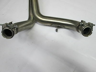 TRIUMPH SPEED TRIPLE SECONDARY EXHAUST PIPE ASSEMBLY - T2207300