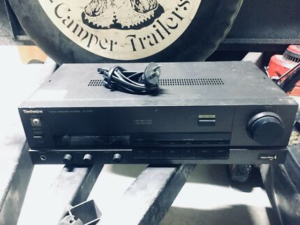 Technics stereo amplifier