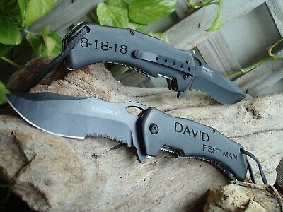 Personalized knife, Best Man, Groomsman  knife, Groom Gifts Dad, Groomsmen