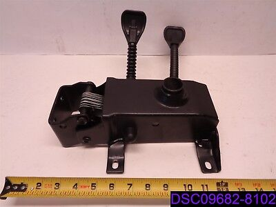 Office Chair Control Mechanism W Three Adjustment Arms Heavy Duty 10-12 Long