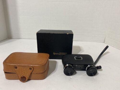 Traid Sportview Bushnell 3x30 Wide Field Binoculars Vintage Rare