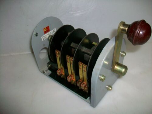 FURNASS DRUM SWITCH  3N 702882-3  NSN 5930-01-085-8536