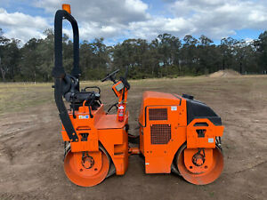 Dynapac CC102  Vibrating Roller Londonderry Penrith Area Preview