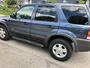 2001 Ford Escape in Great Running Condition