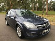 2009 Holden Astra CD Hatch 4Months Rego Low Kms Log Books Service Moorebank Liverpool Area Preview