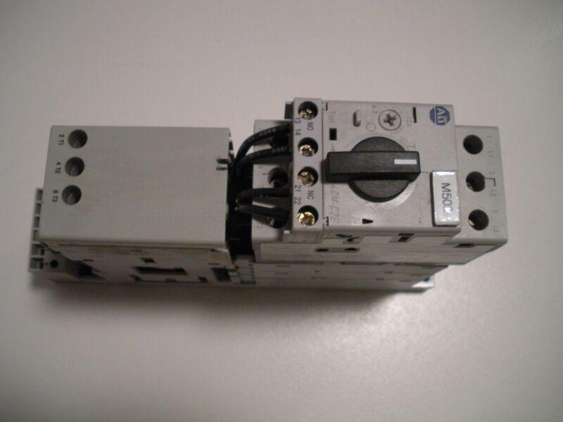 Allen-Bradley AB Compact Motor Starter Coil Starter 190S-ANDJ2-CB25C   140M-C2E
