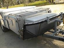 Pedrika forward fold hard floor camper trailer deluxe Kilsyth Yarra Ranges Preview