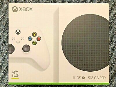 Brand *NEW* Xbox Series S Next Generation Console - In Hand Ready To Ship!