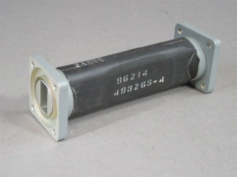Raytheon WR-62 Flexible Waveguide 493265-4