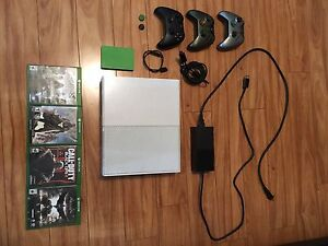 Xbox one console with 2 TB hard drive bundle
