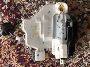Audi A6 4F Driver door latch