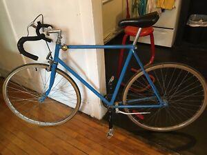 58-60 cm Single Speed Road Bike