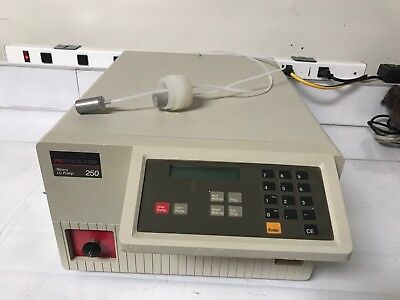 Perkin Elmer 250 Binary Lc Pump N260-0085 Liquid Chromatography