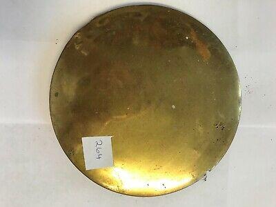Brass/Metal Pendulum Bob for Grandfather or Wall Clock