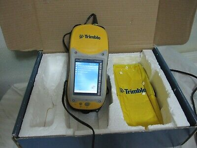 Trimble Geo Xt Pocket Pc 50950-20 With Charger And Original Pouch