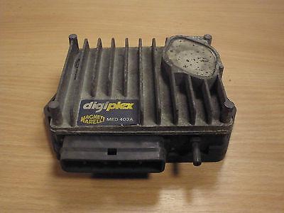 Ignition ECU - Fiat Uno Digiplex MED403A