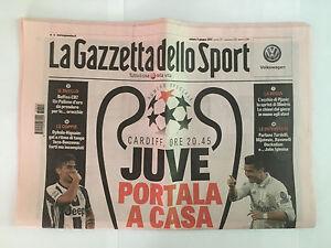 GAZZETTA-DELLO-SPORT-03-06-2017-JUVENTUS-REAL-finale-champions-league