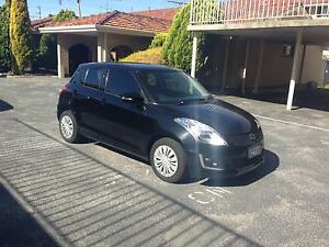2014 SUZUKI SWIFT IMMACULATE CONDITION VERY LOW KMS Osborne Park Stirling Area Preview