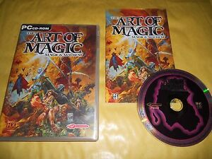 PC-GAME-THE-ART-OF-MAGIC-MAGIC-amp-MAYHEM-Computer-Gioco-Games-ITALIANO-ITA