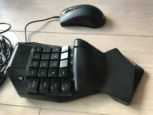 Tactical assault commander - keypad and mouse controller - PS4