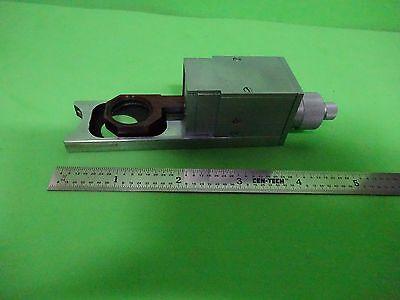 Microscope Part Polyvar Reichert Leica Dic Nomarski Prism Nice Optics Bnw1-55