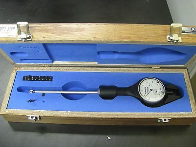 Fowlerbowers 12-78.0001 Dial Bore Gage Set W Case - Fo21
