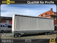 Humbaur HD 358124 | 810x248cm - 3,5t | Drehschemel - Anhänger Niedersachsen - Bassum Vorschau