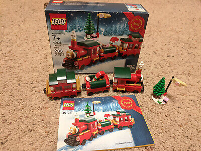 LEGO Creator Christmas Train Limited Edition 2015 (40138)