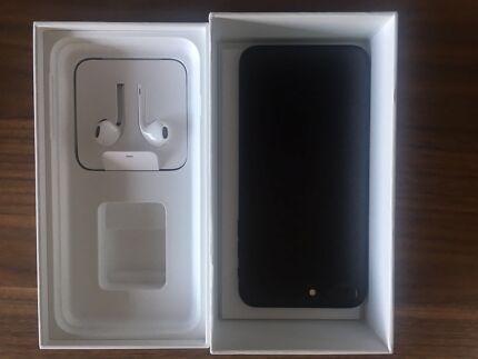 iphone 7 plus 256 GB (Matt Black )