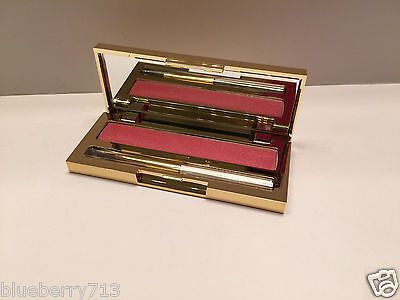 -  Estee Lauder Pure Color Gloss #21 Pink Innocence Shimmer .05oz/1.5g  Compact