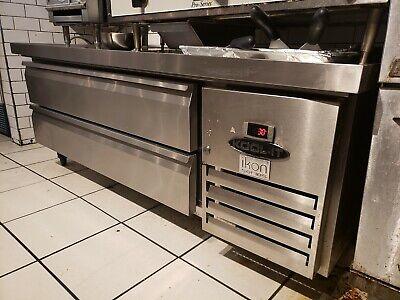 Commercial Drawer Chef Base Refrigerator Cooler