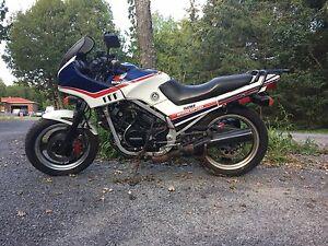1984 Honda Interceptor 500 For Parts