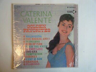 Caterina Valente - Golden Favorites - Decca DL74504 - EX