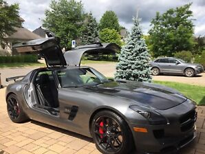 Mercedes-Benz SLS AMG 2dr Cpe SLS AMG GT FINAL EDITION