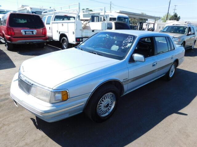 Imagen 1 de Lincoln: Other 4dr Sedan…