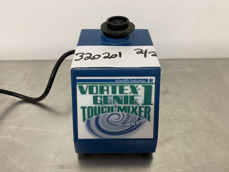 Scientific Industries Vortex Genie Touch Mixer Fixed Speed Vortex Mixer SI-0136