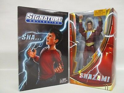 "DC COMICS UNIVERSE SIGNATURE SERIES 6"" NEW SEALED MATTEL EXCLUSIVE SHAZAM 2013 segunda mano  Embacar hacia Argentina"