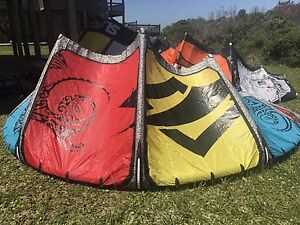 Naish Torch 10m kite kites kiteboarding kitesurfing kiteboard