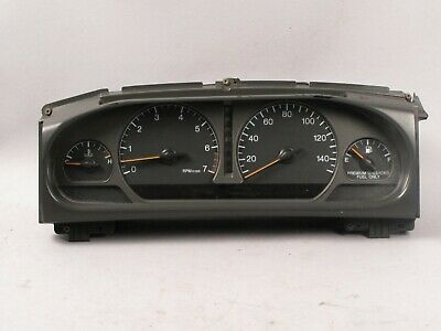 1996-02 Cadillac Eldorado Instrument Cluster Gauges Speedometer