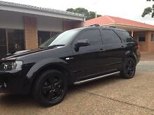 Ford Territory Turbo Woonona Wollongong Area Preview