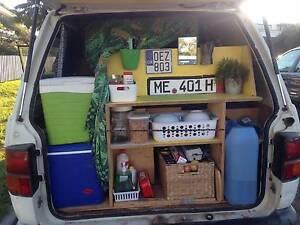 1996 Toyota Townace Van/Minivan Newcastle Newcastle Area Preview