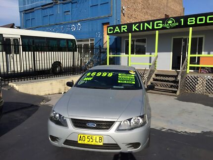 2007 Ford Falcon XT BF Logbooks Low Kms 2 Keys WEEKEND SALE!! Haberfield Ashfield Area Preview